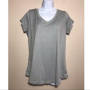 Xersion Gray Large T-Shirt